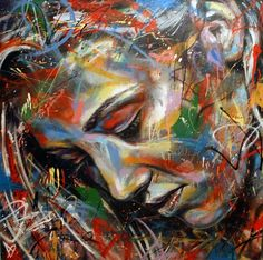 DAVID WALKER peintre de murs