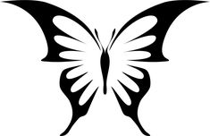 Gem Butterfly Stencil - BASIC Stencils Collection: Available in sizes from to - order sizes below. Stencil Templates, Stencil Patterns, Stencil Painting, Fabric Painting, Stenciling, Embroidery Patterns, Hand Embroidery, Stencil Wood, Templates Free