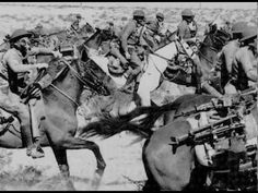 The lives and fate of the real war horses of World War 1