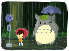 cute Totoro <3