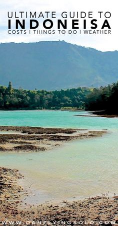 Ultimate Guide to plan your trip to Indonesia