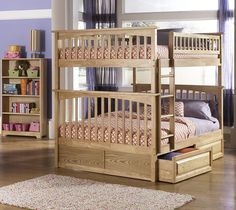 Creates convenient space in your child's room. This bed will surely become their favorite