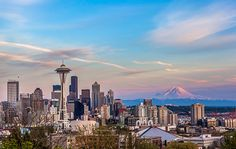 Seattle weather is so miserable that people have even moved away because of seasonal depression. Not that Seattle weather is the worst in the world, far from it, other cities are much colder, snowier or rainier, but they usually are so in seasons.  - Epictourist
