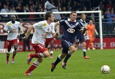 Après la défaite infligée par Newcastle en Ligue Europa (0-3) mettant fin à leur record d'invincibilité, Bordeaux achève son 15ème match au Championnat sans défaite.