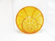 Vintage Platter Indiana Glass Deviled Egg by 2sweet4wordsHome, $25.00