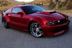 2012 Ford Mustang GT Custom SPX/Galpin Widebody