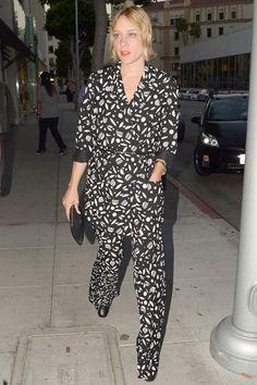 Chloe Sevigny in LA