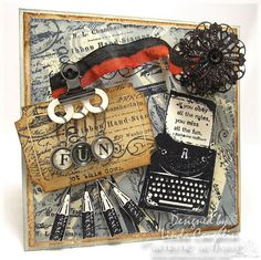 Stamps - Artistic Outpost Quote & Quotables