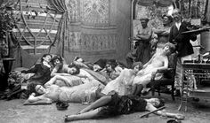 30 уникальных исторических фотографий, которых вы не найдете в учебниках по истории