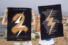 Ladfest Poster