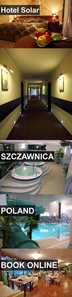 Hotel Solar in Szczawnica, Poland. For more information, photos, reviews and best prices please follow the link. #Poland #Szczawnica #travel #vacation #hotel