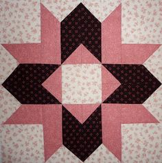 Kathy's Quilts: Chocolate Covered Strawberries Block 15