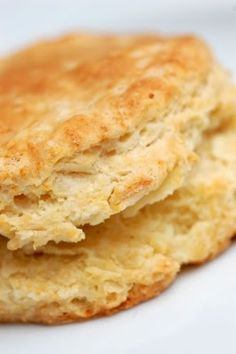 Fluffy Buttermilk Biscuits   Biscuits go with just about anything and are a southern cooking staple. Mopping up gravy or with butter and jam. Breakfast or dinner. These southern cooking style buttermilk biscuits are a treat you will want to make again and again.