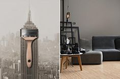 wohnzimmer on pinterest white couches paint colours and manhattan. Black Bedroom Furniture Sets. Home Design Ideas