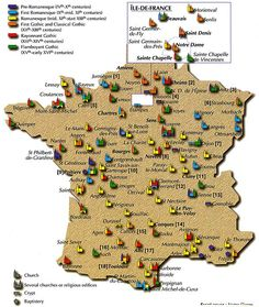 small churches of France   Back to France Photo & History Pages Books about France