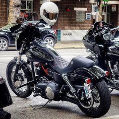 #cse @rsxtian_wc - Wet . . . . @wolfhausco @memphisshades @simpson_motorcycle_helmets @hardcore_cycles  @bassanixhaust  @greglutzka @flomotorsportshd @bungking  @eastsideharley @lucky_daves . . . . #wolfhausco #memphishade #simpsonhelmets #luckydaves #hardcorecycles #roadwarriorfairing #handguard #bassani #bassanixhaust #bassanigreglutzka #harleydavidson #arlennessbigsucker #arlennessmotorcycles #hd #streetbob #dyna #fxdb #moonraysledlightbar #fullmoonled #eastsideharleydavidson #pogiriders…