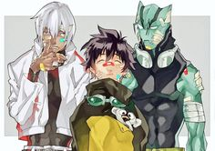 Lost Voice, Blood Blockade Battlefront, Marvin The Martian, Star Wars, Actors Images, Human Soul, Guy Drawing, Anime Art Girl, Charms