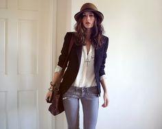 Eu amo jeans - I love jeans