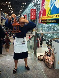 Mulan's Grandma Cosplay