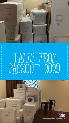 Tales from Packout 2020 - Latitude with Attitude