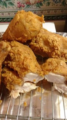 A sous vide fried chicken recipe that makes it easy to achieve perfectly cooked meat and a crispy brown crust.