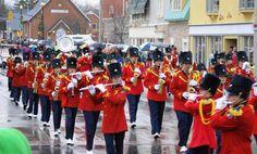 Burlington Santa Claus Parade is this weekend December 7th at 2-4pm  #HaltonON #Christmas #Santa