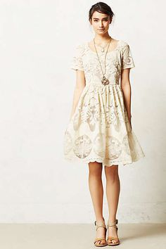 43394e5f122f Ivoire Dress, Anthropologie, Plenty by Tracy Reese, NEW, 0 #Anthropologie  Dress