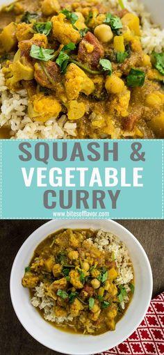 Squash & Vegetable C