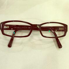 e0d15d061074 Black Prada eyeglasses Prescription glasses