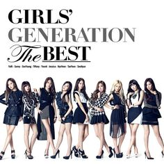 Download Girls Generation   THE BEST [iTunes Plus AAC M4A]