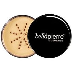 Bella Pierre Mineral Foundation, Ivory.