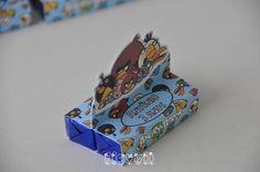 Bis Duplo - Angry Birds  :: flavoli.net - Papelaria Personalizada :: Contato: (21) 98-836-0113 vendas@flavoli.net Festa Angry Birds, 98, Happy Halloween, Blog, Personalized Stationery, Craft, Blogging