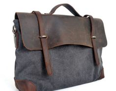 mens messenger bag on Etsy, a global handmade and vintage marketplace.