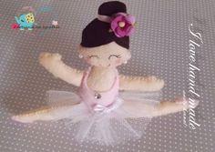 My ballerina...