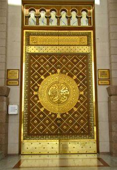 "laura-Sofie: ""Mešita v Medíně, Saudská Arábie.  (O smrafiq) """