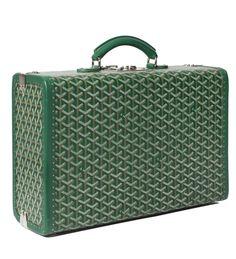 Women's Handbags & Bags : Luxury & Vintage Madrid, die beste Online-Auswahl an Luxus-Kleidung, Accessoires. Goyard Luggage, Crocodile, Madrid, Carry All Bag, Luggage Sets, Travel Style, Bag Accessories, Suitcase, Vintage