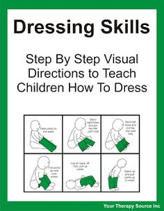 Your Therapy Source - www.YourTherapySource.com: 10 Tips When Teaching Children Self Help Skills