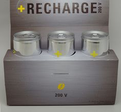 Volt Energy Drink was created for the coffee and energy drink lovers. It is based on voltage flavors so the higher the voltage, the more energy the drink has. They are also designed to look like a battery pack.