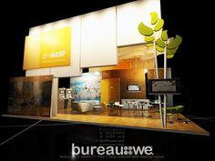 bureauwe - bureau de projetos > stands > arquitetura efêmera > arquitetura > design