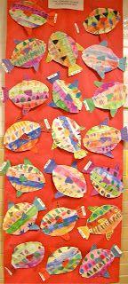 Zilker Elementary Art Class: April 2010