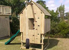 DIY fort, needs a couple of modifications but a great Dad/Kid project