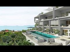 Samui Condos: A classy modern styled apartment project with significant panoramic views across to Big Buddha and the ocean front. A perfect location within 5 to 10 minutes of major beaches of Chaweng, Bophut and Cheong Mon, and only 5 minutes from Samui airport.A classy modern styled apartment project with significant panoramic views across to B...