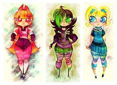 Powerpuff Girls Doodledump-11 by Busterella.deviantart.com on @deviantART