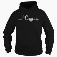 #Lakeland #Terrier HeartBeat, Order HERE ==> https://www.sunfrog.com/LifeStyle/Lakeland-Terrier-HeartBeat-Hoodie-Black.html?6789, Please tag & share with your friends who would love it, #renegadelife #christmasgifts #superbowl   #science #nature #sports #tattoos #technology #travel