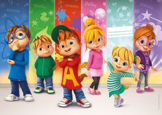 Pin By Natalie Medard The Leader Tom On Alvin And The Chipmunks