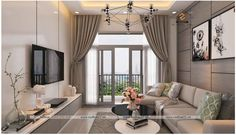 Nhờ sự yêu mến của khách hàng dành cho mẫu thiết kế nội thất chung cư tại Hà Nội  của Nội thất 22 mà chỉ trong vòng đầu năm, các kiến trúc s...