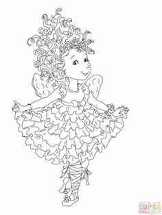 find this pin and more on crafty creations fancy nancy curtseying coloring page