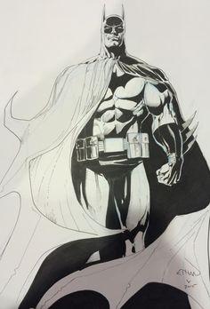 Batman by Ethan Van Sciver *