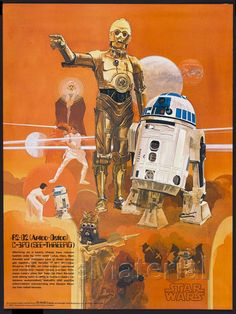 High resolution movie poster image for Star Wars