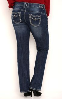 Plus size jeans Junior plus size and Jeans on Pinterest